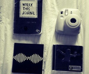 camera, cd, and grunge image