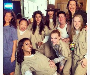 chang, orange is the new black, and tricia miller image