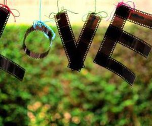 love and film image