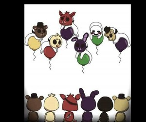 kids, souls, and five nights at freddys image