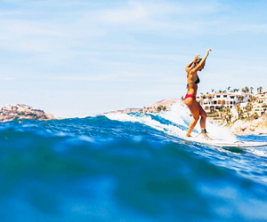 surfing and maddie peterson image