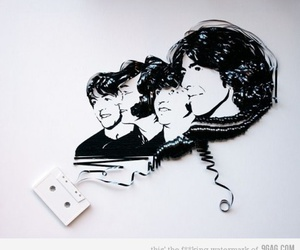 the beatles, beatles, and art image