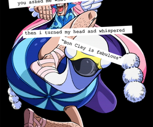 fabulous, one piece, and bon clay image