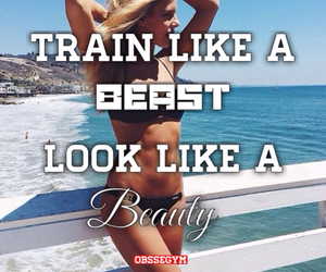 attractive, beauty, and motivation image