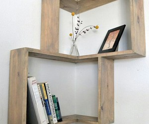 diy, shelf, and idea image