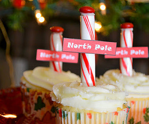 baking, christmas, and candy cane image