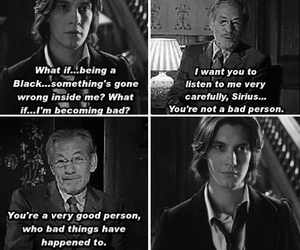 sirius, harry potter, and the marauders image