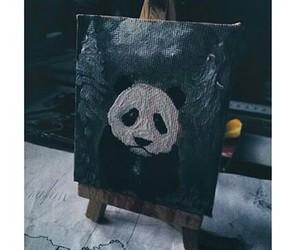 art and panda image