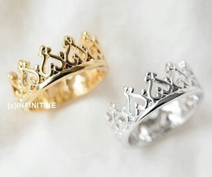 rings and fashion image