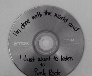 music, punk, and grunge image