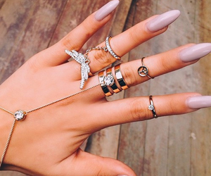 accessories, n, and nails image
