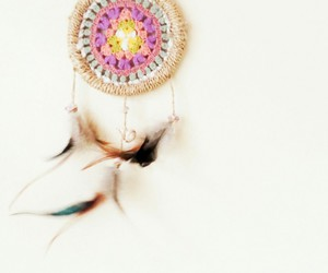 crochet, Dream, and dreamcatcher image