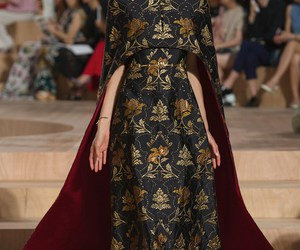 Couture, fashion, and Valentino image