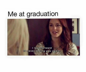 graduation, funny, and lol image