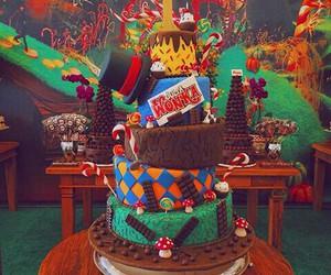 birthday, decor, and food image