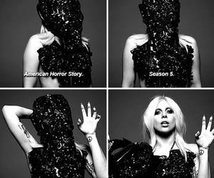 Lady gaga, american horror story, and hotel image