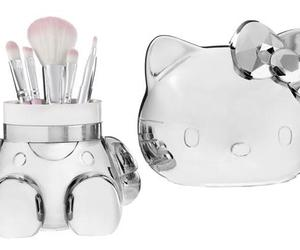 hello kitty, make up, and cute image