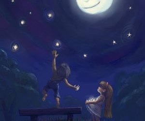 Fraulala Land! • kirojinlol: Stars From The Night Sky by ortheza