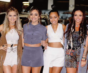 little mix, jade, and outfit image
