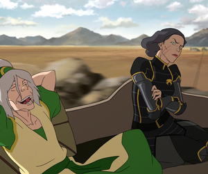 blind, zuko, and the legend of aang image