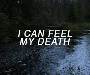 death, grunge, and quotes image