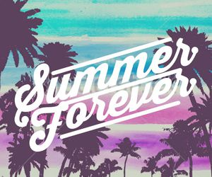 summer, forever, and summer forever image