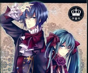 miku and kaito image