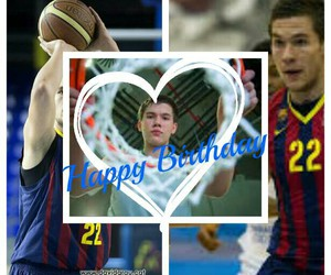 Barca, happy birthday, and Barcelona image