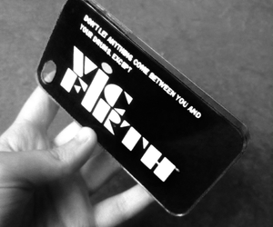 drummer, vic firth, and phone case image