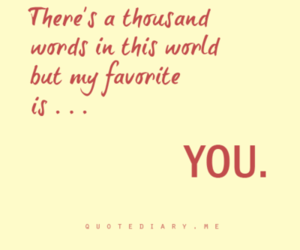 quote, text, and love image