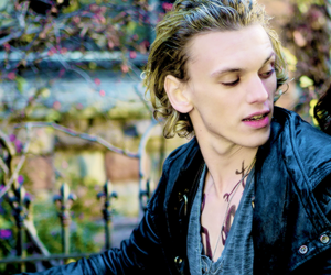 Jamie Campbell Bower, the mortal instruments, and tmi image