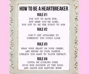 how to be a heartbreaker image