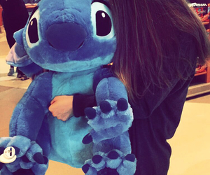 blue, disney, and peluche image