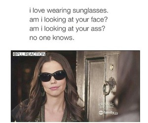 pretty little liars, face, and funny image