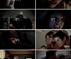 teen wolf, shelley hennig, and dylan o'brien image