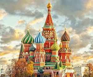 amazing, beautiful, and moscow image