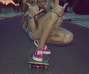 life, skate, and love image
