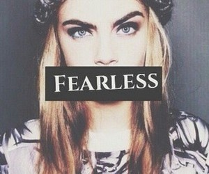 beautiful, fearless, and cara image