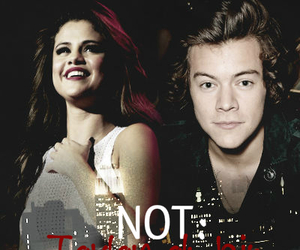 book cover, selena gomez, and Harry Styles image