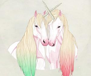 fantasy and unicorns image