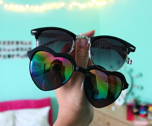 quality, sunglasses, and tumblr image