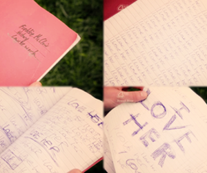 beautiful, life, and notebook image