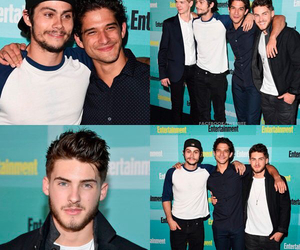 newt, tyler posey, and dylan o'brien image