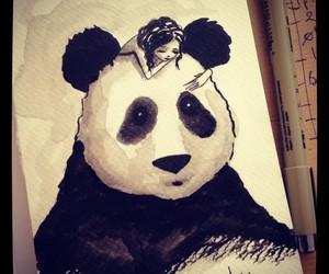 handmade and panda image