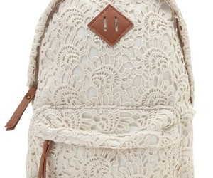 bag, lace, and cute image