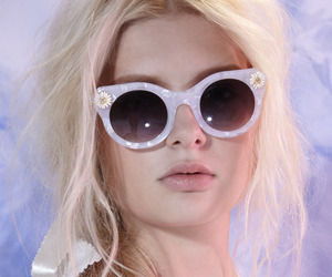 sunglasses, glasses, and blonde image