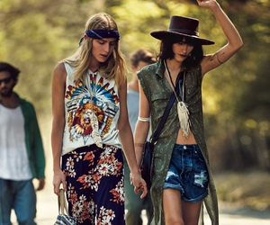 accesories, cool, and boho image