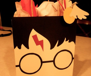 diy, gift, and harry potter image
