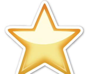 star, emoji, and emojis image