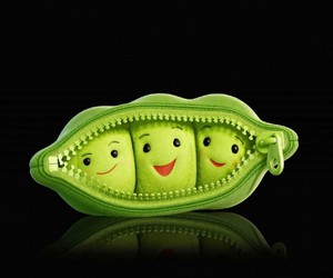 peas and green image